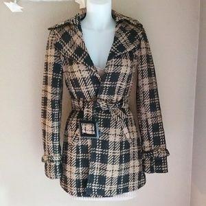 BKE Belted Coat